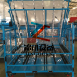 Heavy Duty Auto Parts Storage Rack Color Powder Coated
