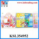 plastic funny learning book toys beautiful kids musical books