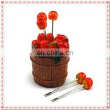 Wedding Gift Fruit cherry Design Fruit Fork