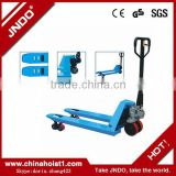 2.5ton hand pallet truck PU wheel parts