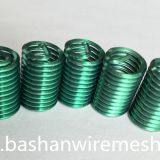 M2 to M60 303 self tapping inserts Screw Thread coils China Wire Thread Insert Bashan supplier