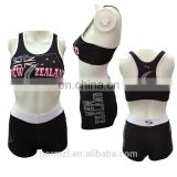 design your own gymnastics cheerleading uniforms leotard children