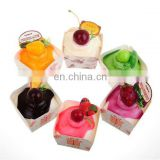 Simulation Food Fridge Magnet/Artificial fake food 3d resin Fridge Magnets MF-0002
