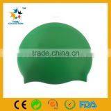 waterproof swim caps,silicone swinning cap,fashionable swim cap