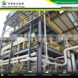 Biodiesel plant machine, used cooking oil making biodiesel processor