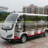 China mini transport electric tourist bus