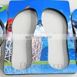 DIY sublimation printable slippers,cheap slipper,flip flops