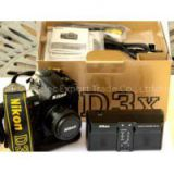 Nikon D3x 24.5 MP Digital SLR Camera