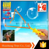wholesale hot toys non-toxic safe liquid 46cm outdoor big giant bubble wand for wedding