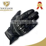 China supplier best price elegant biker motorcycle leather gloves