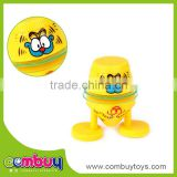 Wholesale child small collectible toy wind up robot