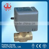 VA7010 electric two-way <b>valve</b> for air condition/electric <b>operated</b> <b>valve</b>