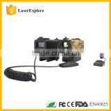 700M Camouflage color mini laser rangefinders Riflescope Target Scope Infrared Laser Sight for Rifles                                                                         Quality Choice