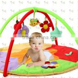 Sunflower pattern indoor kids soft play mats for baby H5081901