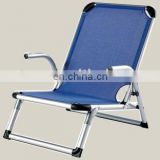 Durable alu folding beach chair