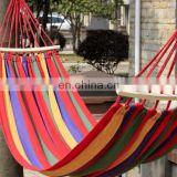 Wholesale Canvas Hammock Can Be Customized For Camping Hammock