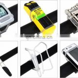 Bicycle Silicone Bandages Mtb Bike Tie Strap