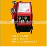 2012 Portable fire fighting water pump