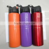 Wide Mouth Large Stainless Steel Travel Water Bottle