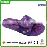 latest fashion women memory foam sandals and slippers ladies