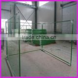 high quality high visibility fence/fence panel/high visibility temporary fence ISO9001:2008 factory
