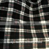 Jacquard Sherpa Fabric In Squares approximately 10mm*10mm