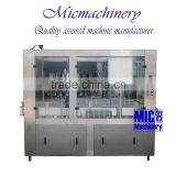 MIC-18-1 China manufacturers Micmachinery monoblock plastic Can jar packaging machine Can tea packaging machine 1000-1500cph