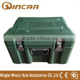 4mm thickness 25L LLDPE material ARMY tool box from Ningbo Wincar