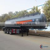 CLW 3 Axis 40000L Flammable Liquid Semi Trailer