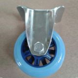 PU Caster Wheel For Trolley