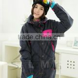 Girl's one piece ski suit