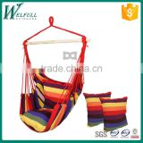 Hanging Hammock Chair With Mats Pillows