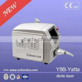 Y8B Advanced 808nm Diode laser permanent hair removal beauty equipment