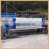 Filter Press for sludge dewatering, Turnkey Services!