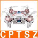 Mini 6 Axis Gyro 4 Propellerrc drone helicopter with camera cx10W CX-10W