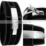 WEIGHTLIFTING LEVER BUCKLE BELTS/TRAINING GYM BELT