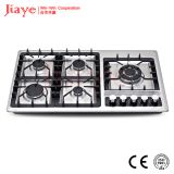 Stainless steel gas hob/86cm kitchen gas stove/Built in 5 burner gas cooker JY-S5027