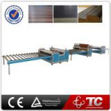 profile laminating machine