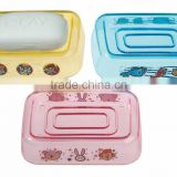 New plastic sope dish bathroom product sope container