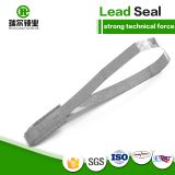 RES002 high security pull tight seal truck metal strip seal