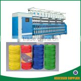 Pp Multifilament Yarn Machine High Speed Twisting Ring Twister