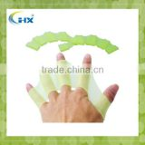 MA-398 2013 Fashion Flexible Finger Silicone Swimming Gloves