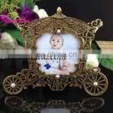 A8159 Bubble Car Metal Baby Souvenirs Photo Frame