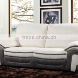 promotional modern fixed sofa set with high quality fabric;