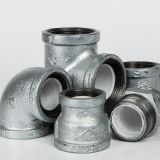 Lining Plastic Malleable Iron Pipe Fittings