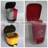2014 Newly Pedal Plastic Dustbin
