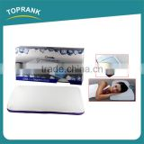 High quality gel infused memory foam pillows ice gel cooling pillow
