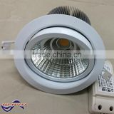 High bright CREE chip downlight led 20w dimmable