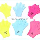 Child Age silicone swim fins