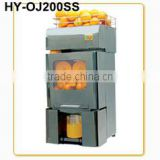 New automatic orange squeezer machine orange juicer for sale